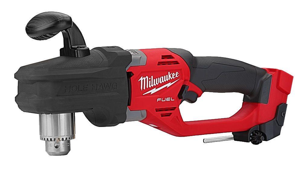 MILWAUKEE® přináší novou generaci pravoúhlého vrtání pro elektrikářské průchody
