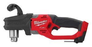 A MILWAUKEE® új generációs sarokfúrót biztosít villanyszereléshez