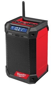 Charge Up. Hang Up. Turn Up. MILWAUKEE® Unveils the M12™ Radio Charger DAB+!