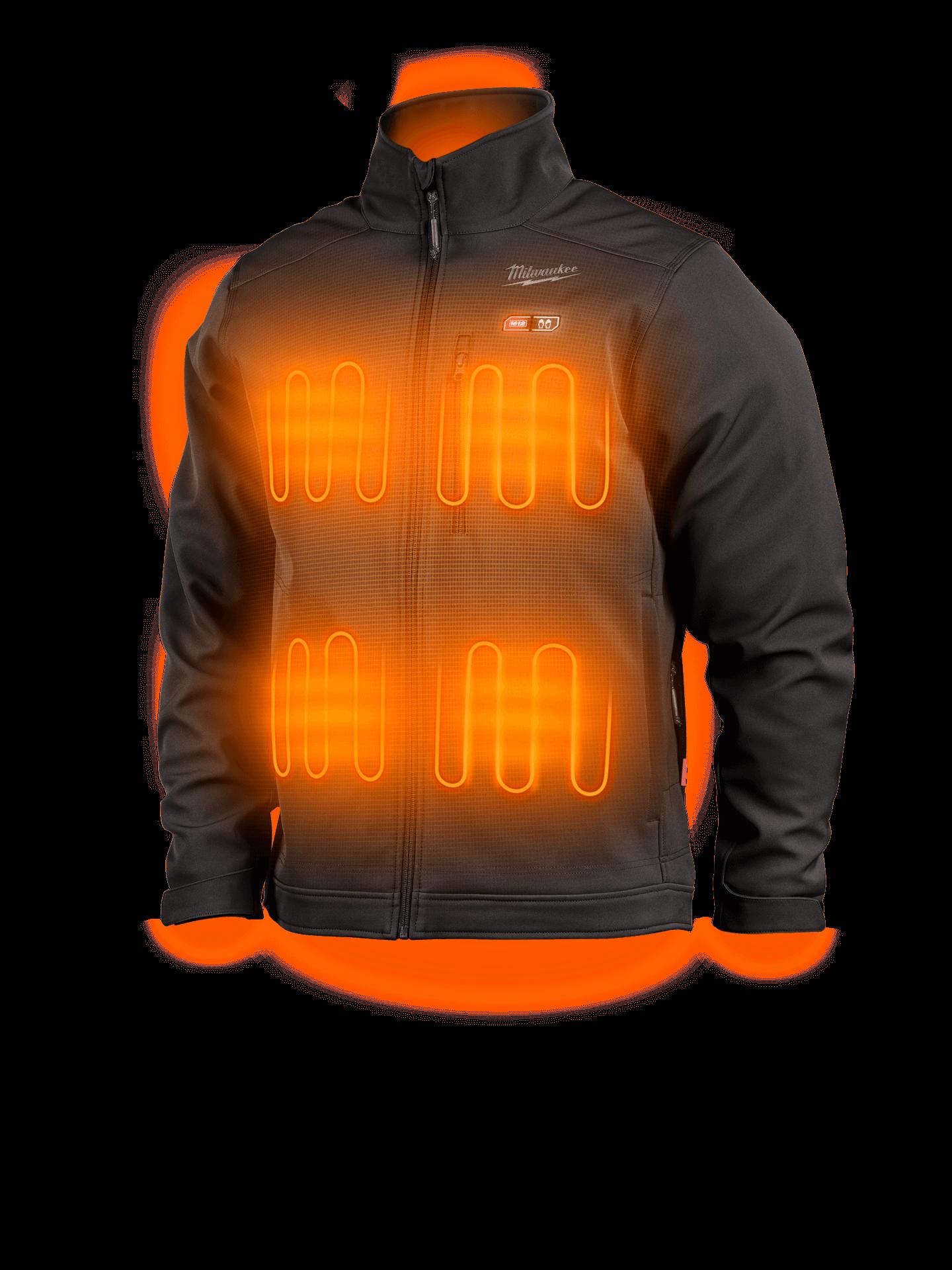Jachetă încălzită M12™ TOUGHSHELL™