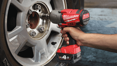 Milwaukee® Delivers Up To 1016 Nm of Max Fastening Torque with M18 FUEL™