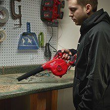 Milwaukee® M18™ Blower Delivers the Fastest Jobsite Cleanup