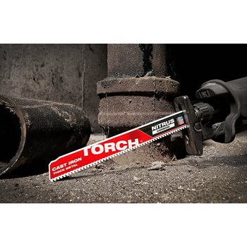 Metal: Torch with Nitrus Carbide