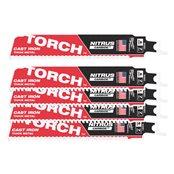 TCT TORCH NITRUS 150 x 7 - 5pc