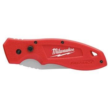 Fastback folding knife