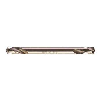 HSS-Ground Drills Double Ended / 10 pack