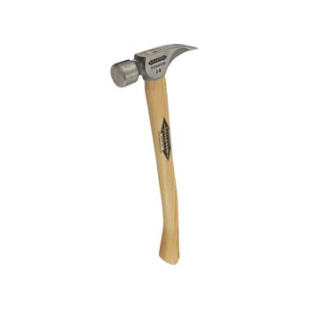 Stiletto Hammers with wood handles