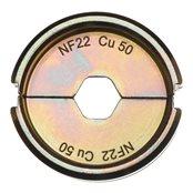 NF22 Cu 50 - 1 pc