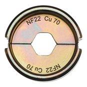 NF22 Cu 70 - 1 pc