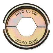 NF22 Cu 120 - 1 pc