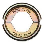 NF22 Cu 240 - 1 pc