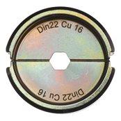 DIN22 Cu 16 - 1 pc