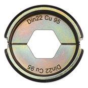 DIN22 Cu 95 - 1 pc