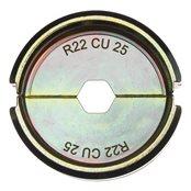 R22 Cu 25 - 1 pc