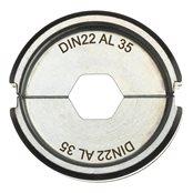 DIN22 AL 35 - 1 pc