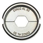 DIN22 AL 50 - 1 pc