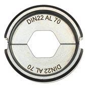 DIN22 AL 70 - 1 pc
