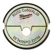 RU22 Cu50/AL35 - 1 pc