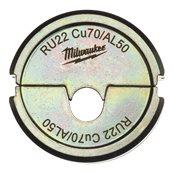 RU22 Cu70/AL50 - 1 pc
