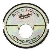 RU22 Cu120/AL95 - 1 pc