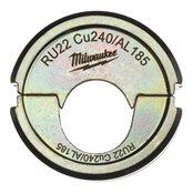 RU22 Cu240/AL185 - 1 pc
