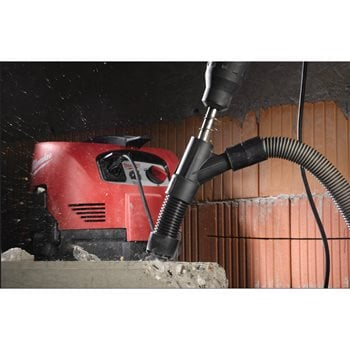PCHDE - Universal chiselling dust extraction system