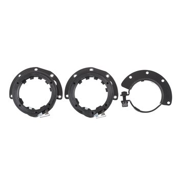 Dust extraction cutting guards