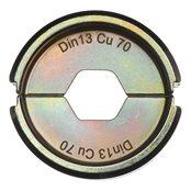 DIN13 Cu 70 - 1 pc