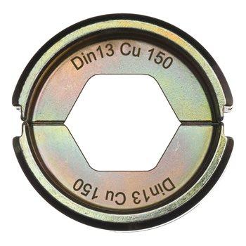 Crimping dies DIN Copper
