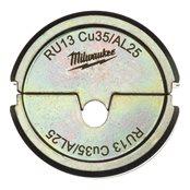 RU13 Cu35/AL25 - 1 pc