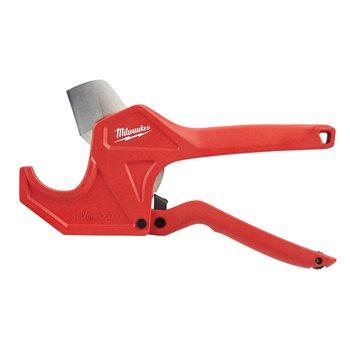 Ratcheting PVC Cutter