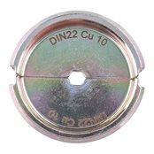 DIN22 Cu 10 -1pc