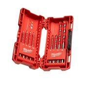 Hammer Drill Bit 8 pc set - UK