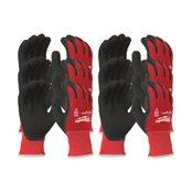 12 Pack Winter Cut Level 1  Gloves-M/8