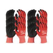 12 Pack Cut Level 1  Gloves-M/8