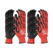 12 Pack Cut Level 3  Gloves-L/9