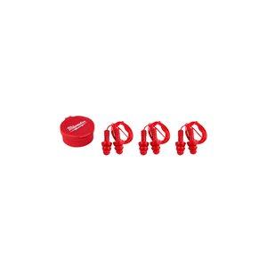 Bouchons d'oreilles réutilisables avec fil