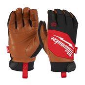 Hybrid Leather Gloves - XL/10
