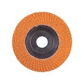 Flap discs CERA TURBO 115 mm / Grit 80