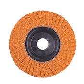 Flap discs CERA TURBO 125 mm / Grit 40