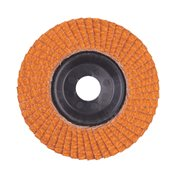 Flap discs CERA TURBO 125 mm / Grit 60