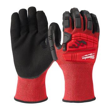 Impact Cut Level 3 Gloves