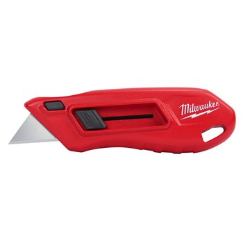 Sliding utility knife