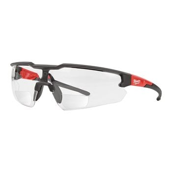 Magnified Safety Glasses