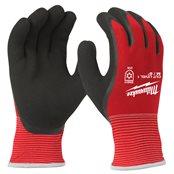 Bulk Winter Cut Level 1 Dipped Gloves - M/8