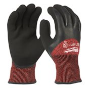 Bulk Winter Cut Level 3 Dipped Gloves - XL/10