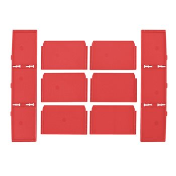 Drawer Dividers for Packout Drawer Tool Boxes