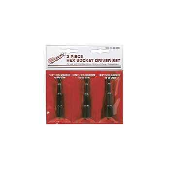 System attachments - screwdrivers and drywall guns