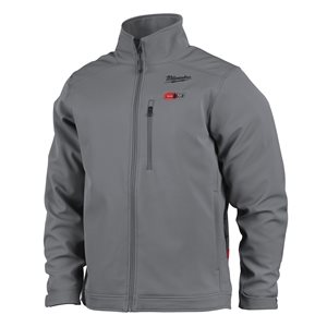 M12™ heated jacket - grijs