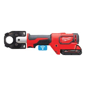 M18™ FORCE LOGIC™ hydraulic 53 kN cable crimper